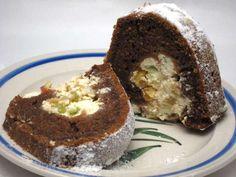 Kakaová bábovka s tvarohom • Recept | svetvomne.sk