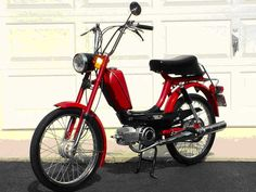1978 Puch Moped | VINTAGE 1978 Puch Sears FREESPIRIT Moped - YouTube