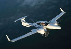 Diamond Aircraft DA42.        I hate this one!  Unattractive shape and it doesn't sound impressive at all!