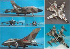 "Panavia GR.1 ""Tornado"" (Matchbox 130) 1:72"