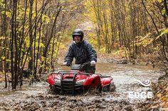 Fall ATV in Explorers' Edge