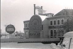 Showboat being built 1954.  You can get chips from these casinos at www.all-chips.com Photo on www.flickr.com