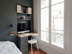 Elegantly Small; the Parisian Tiny Home!