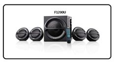 Here's a multimedia player that will eliminate the need of all other players. #FnDIndia #Powerof4 #F1200U #Hometheatre