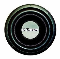 "Q-POWER QPF15 15"" 2000W Deluxe Series Dual Voice Coil Car Audio Subwoofer Sub by Q Power. $89.99. The Q-POWER QPF15 15"" 2000W Deluxe Series Dual Voice Coil Car Audio Subwoofer can handle 2000 Watts of MAX Power. It features a 90 oz. magnet weight, dual voice coil, large foam surround, a 3"" voice coil, an impedance of 4-Ohms, and a vented chrome magnet. Let the Q-POWER QPF1 15"" 2000W Deluxe Series Dual Voice Coil Car Audio Subwoofer thump your car audio system!"