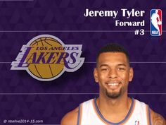 Jeremy Tyler - Los Angeles Lakers - 2014-15 Player