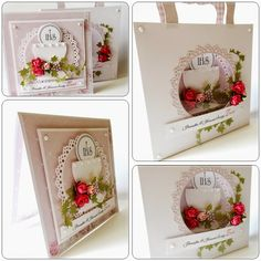 Cardmaking by jolagg: Pamiątka I Komunii Świętej First Communion Cards, First Holy Communion, Ideas Bautizo, Confirmation Cards, Diy And Crafts, Paper Crafts, Easter Religious, Christian Cards, Envelope