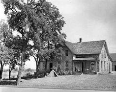 The Davis house