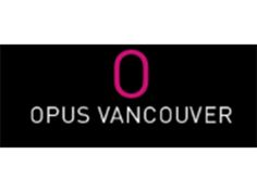 Opus Hotel in Vancouver, BC