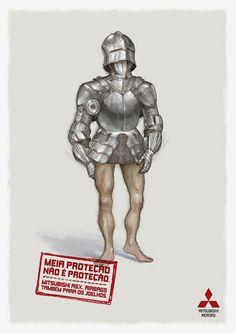 Meia proteção não é proteção.