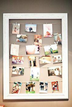 Снимки в одной рамке.