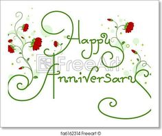 Text Featuring the Words Happy Anniversary. Free art print of Happy Anniversary Text. Happy Anniversary Quotes, Anniversary Message, Wedding Anniversary Wishes, Anniversary Greetings, Anniversary Pictures, 25th Anniversary, Diamond Anniversary, Happy Birthday Sister, Happy Birthday Images