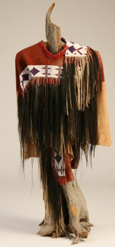 Native American Indian Decorative Items | 283: Native American Indian Decorative Tunic : Lot 283