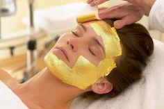 24-Karat Gold Facial