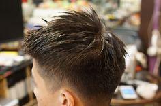 https://flic.kr/p/GdkM9S   ショートヘアー     刈り上げ