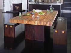 Santomer Dining Table by Environment Furniture
