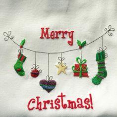 Christmas Apron, Merry Christmas, Kitchen Apron, Holiday Decor, Women's Aprons…