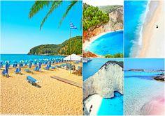 Å plukke ut Hellas beste strender er ingen enkel oppgave, men her har vi valgt ut våre favoritter!