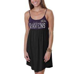 085882a9404  47 Brand Baltimore Ravens Ladies Upperdeck Dress - Purple Black Green Bay  Packers Merchandise