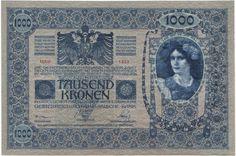 1000 Kronen 1902 (Frauenportraits), Kaiserreich (Österreich-Ungarn)