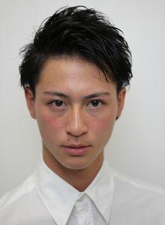 ビジネスOKの好感度おしゃれスタイル(髪型メンズ)