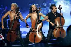 heavy en un concierto de musica clasica