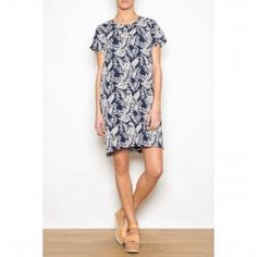 Dress Marine   INDI AND COLD   OU. Boutique   9straatjesonline.com