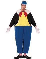 Funny Tweedle Dum Adult Costume