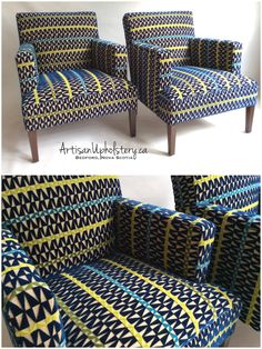 Re-Styled Collection – Artisan Upholstery Studio