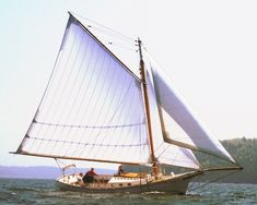 33' Friendship scoop, Surprise. The Friendship sloop, also known as a Muscongus Bay sloop or lobster sloop, is a style of gaff-rigged sloop that originated in Friendship, Maine around 1880. Fishermen in Friendship and neighboring Bremen collectively originated the design, one influenced by the fishing sailboats of Gloucester, Massachusetts, particularly the schooner Fredonia of 1889.