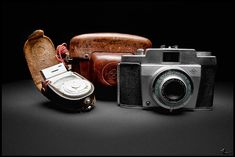 Capture // Vintage Cameras