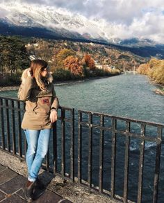 @tatianachrk takes in the scenic view. #ThereIsAlwaysAJourney
