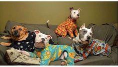 Pajama party! ♥♥♥