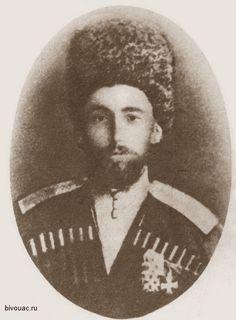 Circassian (Temirgoevsky) prince Kelemet Bolotokov (1837 - not earlier than 1865) / Черкесский (темиргоевский) князь Келемет Болотоков (1837– не ранее 1865).