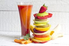 Fresh Spring Juice And Pile Of Slice Fruits And Vegetables Stock Image - Image of food, plank: 50932381 Fruit And Veg, Fruits And Vegetables, Vegetable Stock Image, Start The Day, Recipe Images, Juice, Fresh, Body Weight, Spring