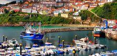 Lastres  - Puertos de pesca del cantabrico - España Fascinante