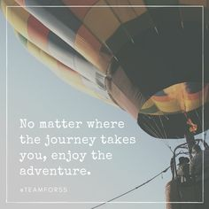 """No matter where the journey takes you, enjoy the adventure!"" If it happens to take you to the Temecula Valley, let Team Forss help you start a new adventure!  #homebuyer #adventuresinhomebuying #temecula #temeculavalley #motivationalmonday #mondaymotivation #adventure Team Forss (@teamforss) 