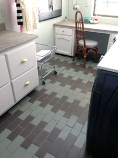 Painted Floors from LGN