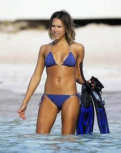 Image result for Jessica Alba Muffin