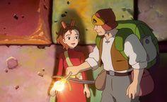 Studio Ghibli, Karigurashi no Arrietty