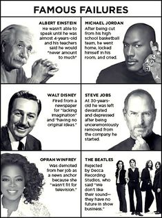 To succeed you must fail.  this really does show what you can do even when you think you cant or when people tell you that you wont