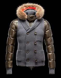 MONCLER Men - Fall/Winter 12 - OUTERWEAR - Jacket - YOURI