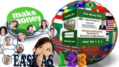 If you can click a mouse, you can make money here. With only ten clicks a day you get 72 times a day money. Inform here and sign up: http://5k2u.com/33097