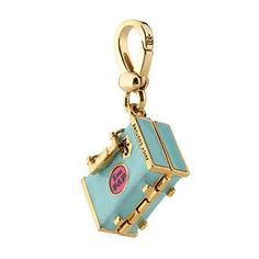 Juicy Couture - Suitcase Charm