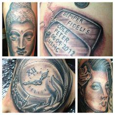 High Class Tattoo in Fresno California | Tattoo.com