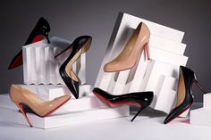 Women's Designer Shoes and Leather Goods - Christian Louboutin Online Boutique