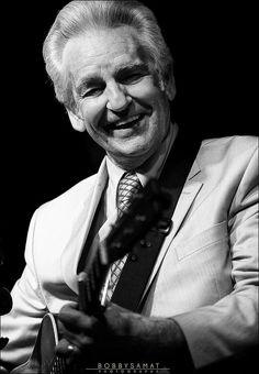 Del McCoury: my bluegrass hero
