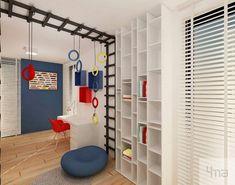 Pokój dla dziecka - http://4ma-projekt.pl/