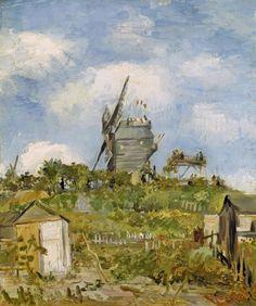 Van Gogh Montmartre