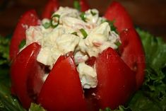 Deep South Dish: Shrimp and Egg Salad